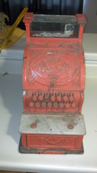 National Cash Register 313 (historical 1910) photo