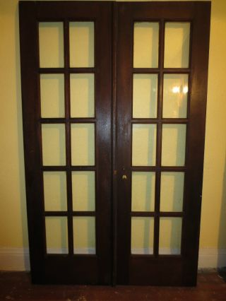 Antique / Vintage French Doors photo