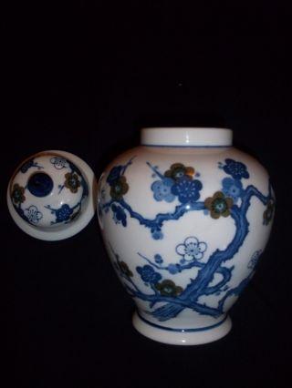 Asian Style Ern? Jar? photo