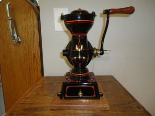 Antique Coffee Grinder Mills Entrprise photo