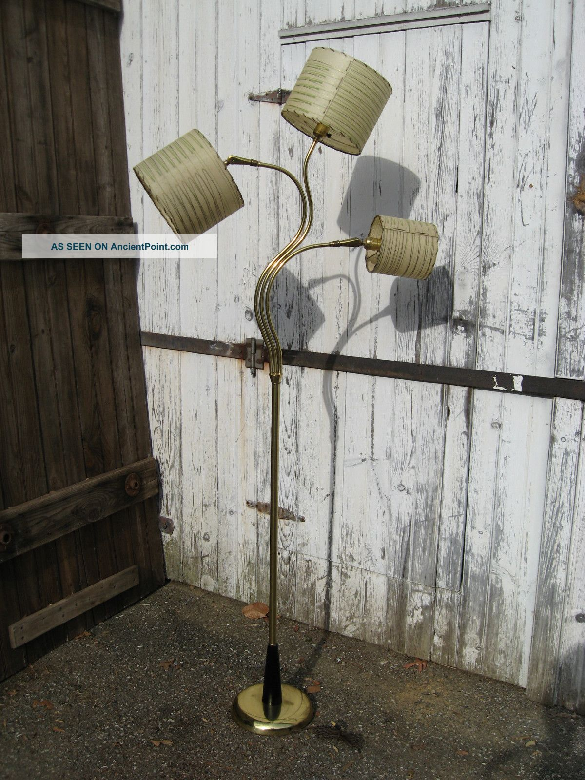 Art Deco Light Mid Century Modern