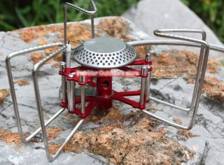 Bulin Camping Stove Cooking Stove 3200w 178g Bl100 - B6 photo