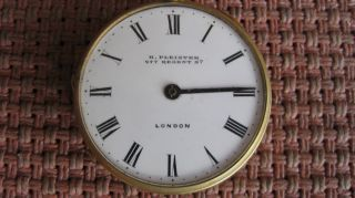 19thc Pedometer By Pleister Regent St London photo