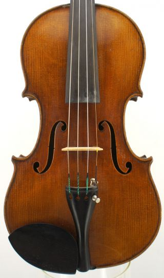 Exceptional Antique Czech Violin - Vladislav Herclick photo
