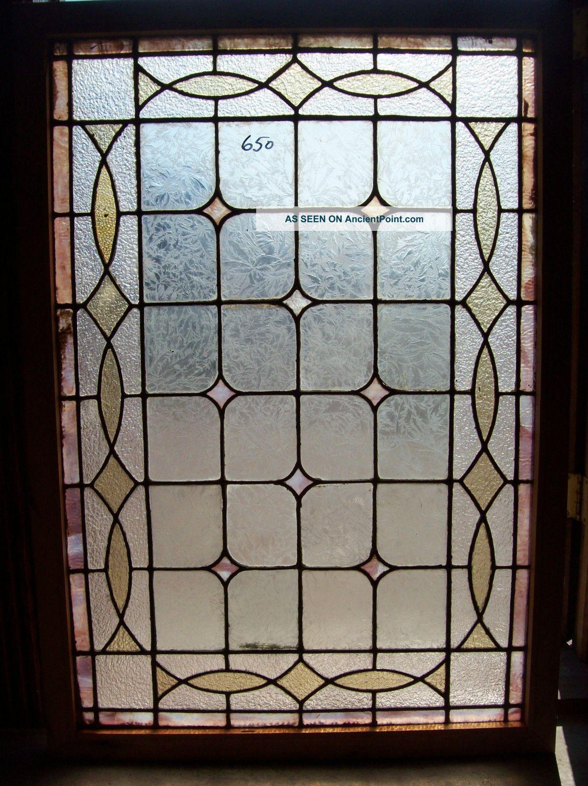Glass Window Textured Window Glass