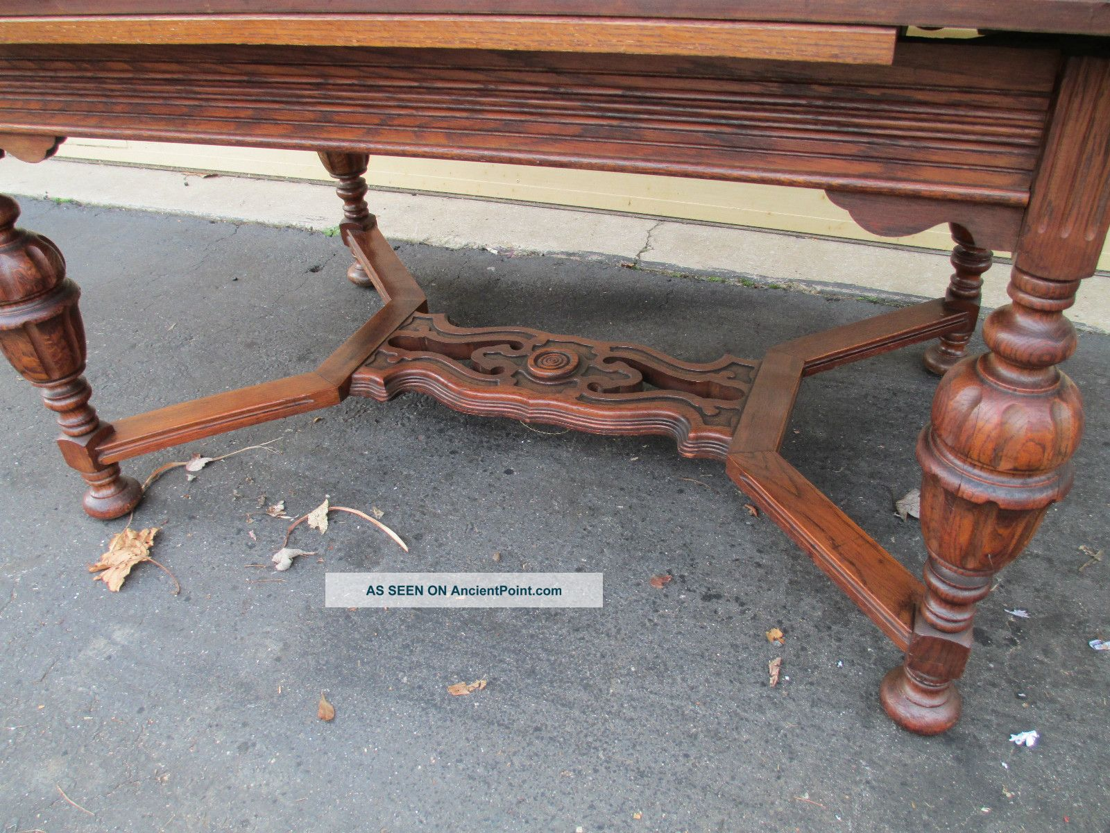 Dining Table Antique Dining Table Value
