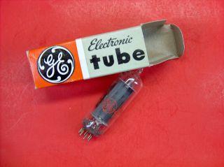 Vtg Ge Vacuum Electron 35w4 Ham Radio Sw Cb Amp Phono Tube Made In Usa Nos photo