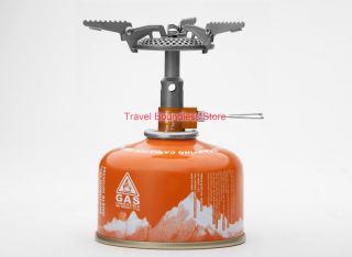 Fire Maple Camping Stove Titanium Stove 48g 2820w Fms - 116t photo