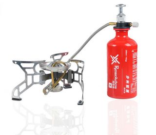 Bulin Split - Type Stove Camping Stove Gas Stove Oil Stove 3000w X2 photo