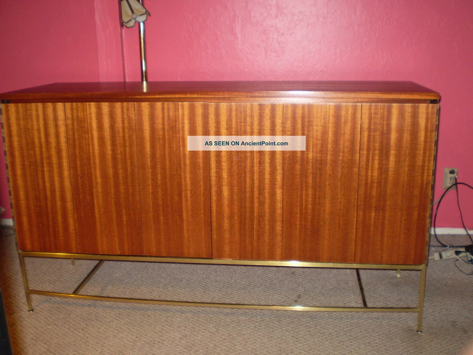 Absolutly Stunning Paul Mccobb Credenza Unknown photo
