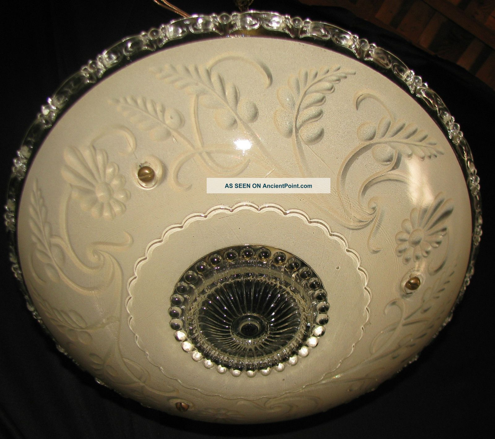 Victorian Ceiling Light Shade Victorian Ceiling Light