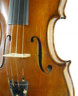 Magnificient Italian Violin By Mario Capriani C.  1997 4/4 Old Antique Violino photo