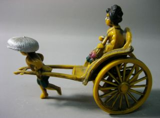 1920 - 1930s Antique Japanese Synthetic Souvenir / Figurine,  Rare photo