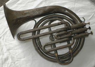 Millereau & Co Parlor Horn photo