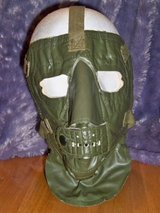 Vintage Unusual Japanese Army Military Face Mask Made In Japan photo