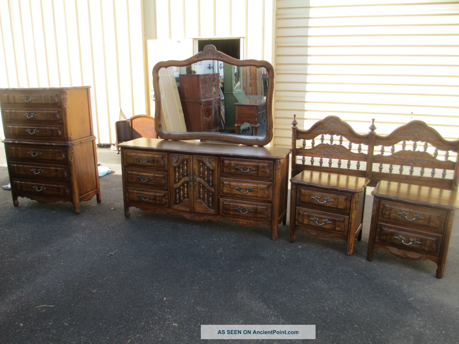 Dixie Furniture Dresser Images