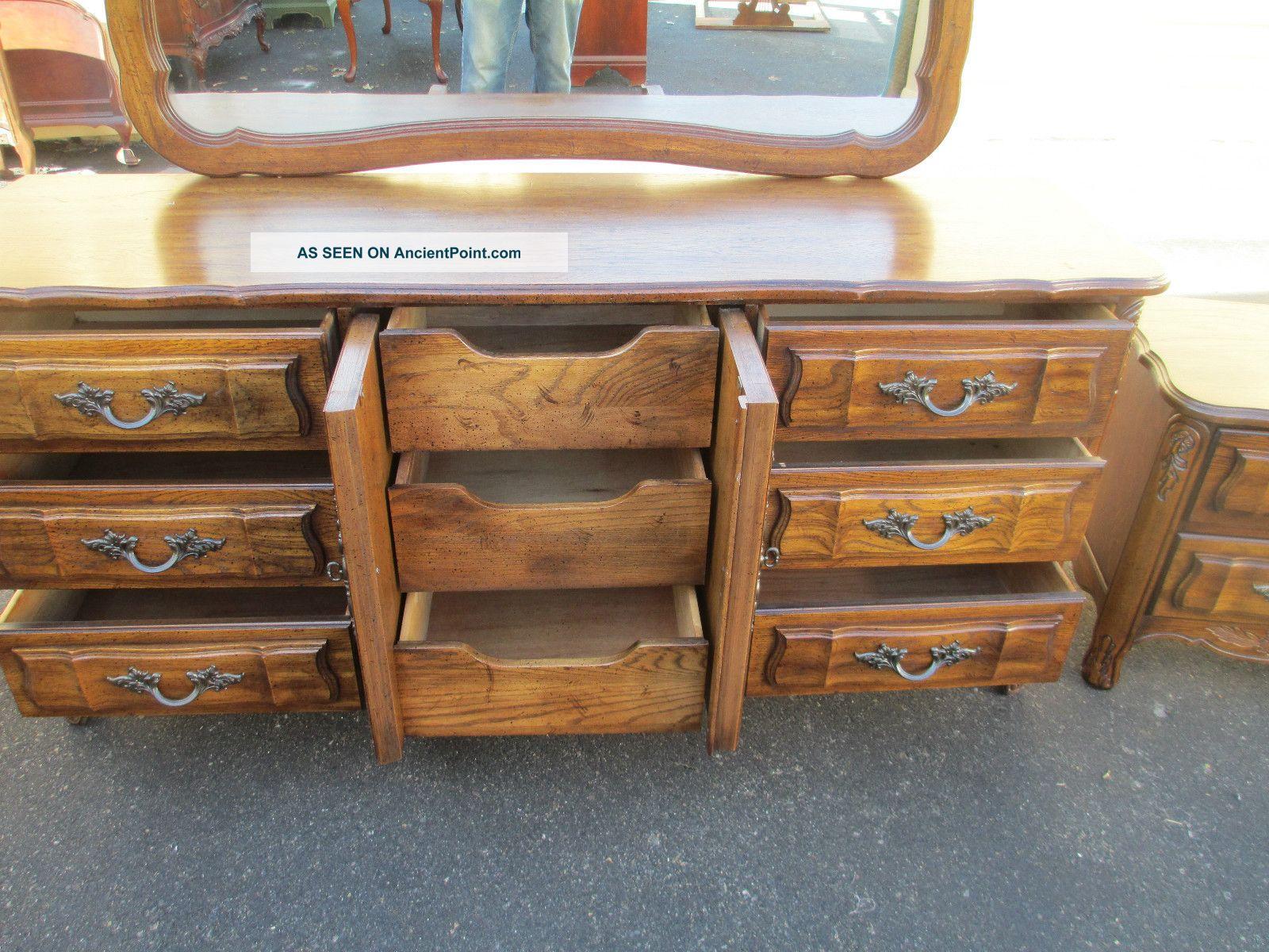 51244 Dixie Furniture Bedroom Set Bed
