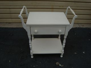51212 Lane Country Living Washstand With Towel Bars photo