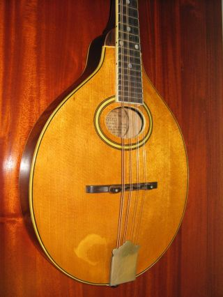 1923 Gibson A2z Snakehead Mandolin photo