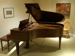 Chickering Baby Grand Piano photo