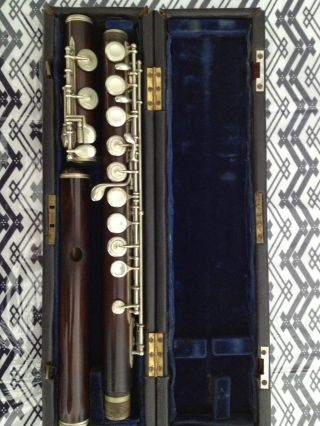 Wooden Flute Rosewood photo