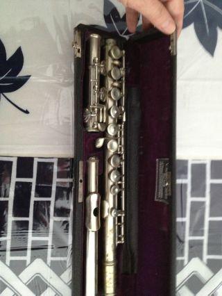 Flute Metal photo