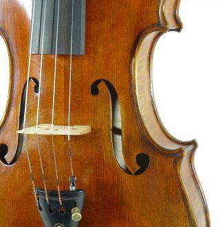 Italian Violin Labeled Gustavo Belli C.  2000 4/4 Old Antique Model.  Violino photo
