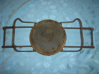 Vintage Antique Koken Childs Barber Shop Chair Booster Seat photo