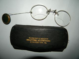 Antique Eye Spectacles photo