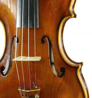 Fine Italian Violin Labeled Gustavo Belli C.  2004 4/4 Old Antique Model.  Violino photo