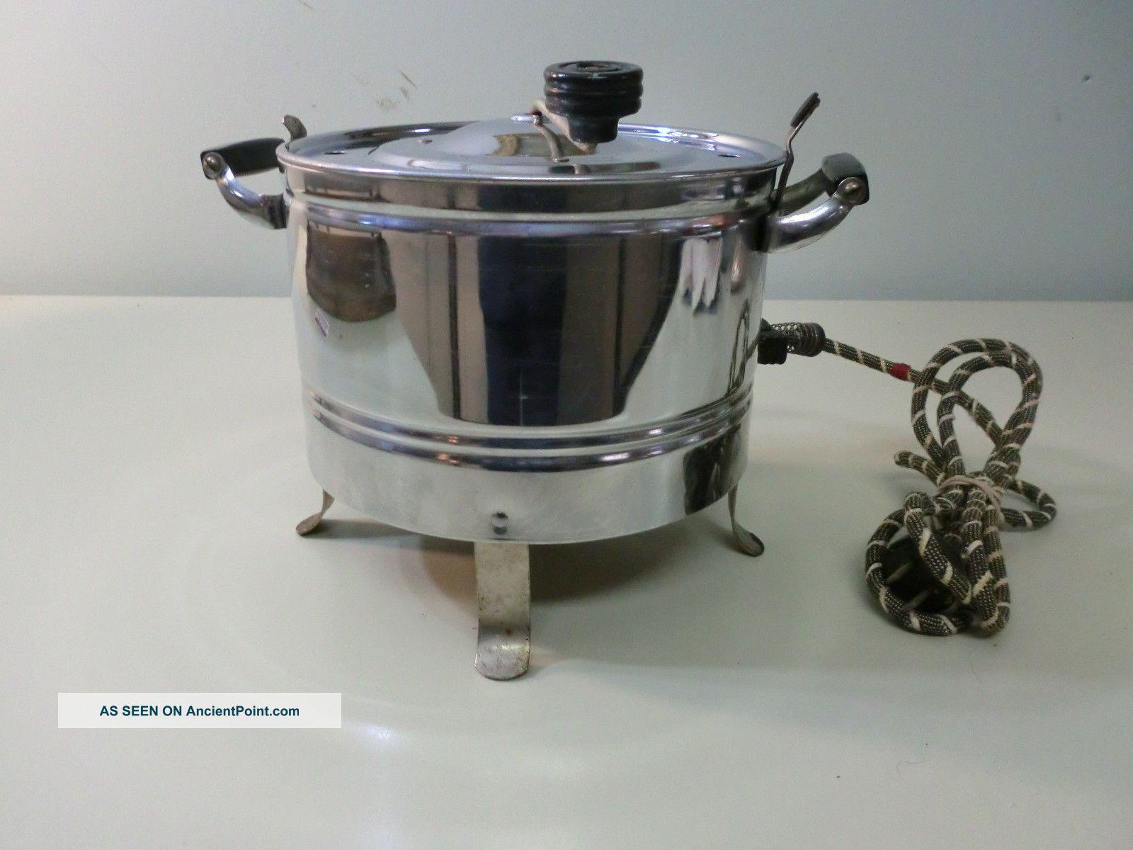 Vintage Electric Popcorn Popper 90