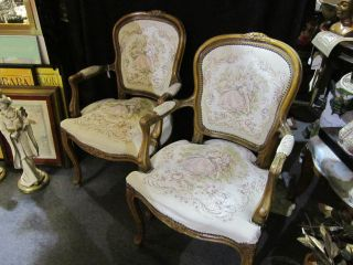 Pair Of Vintage French