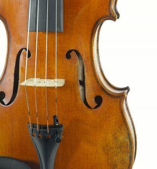 Sublime Italian Violin By Stephano Pacchiarini C.  2002 4/4 Old Antique Violino photo