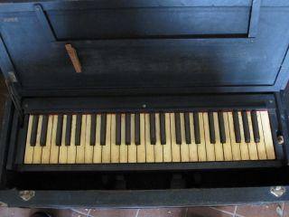 Estey Chaplain ' S Field Pump Organ Wwii Vintage - Folds To Portable photo