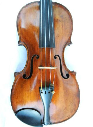 Antique Joannes Jais 1775 Tyrolean Violin photo