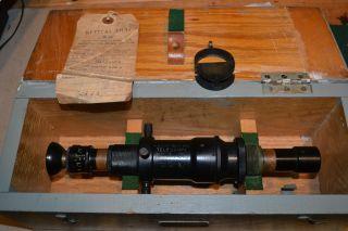 Navy Telescope Mk75 Model 1 Wwll Boresight photo