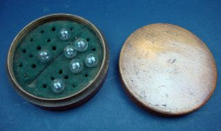 Philosophical Bubbles Or Specific Gravity Beads Circa 1790 - 1820 photo