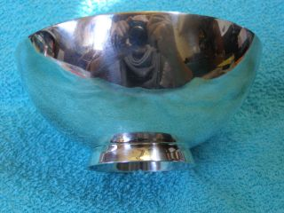 Tiffany & Co.  Sterling Silver Bowl / Nut Dish,  22674 photo