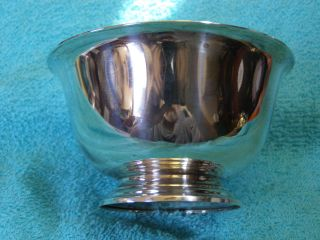 Tiffany & Co.  Sterling Silver Bowl / Nut Dish,  23614 L photo