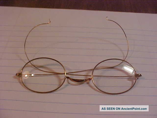 95020 Antique reading glasses on home styles furniture