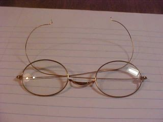 Antique Reading Glasses photo
