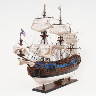 Goto Predestination (predestinatsia) Wooden Ship Model 37.  5