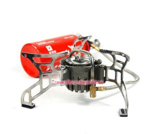 Bulin Multifuel Stove Camping Stove Cooking Stove 3000w 620g Bl100 - T4 photo