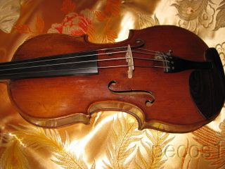 Old 4/4 Italian Violin Gagliano photo