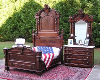 Historical Victorian President ' S Bedroom Set photo