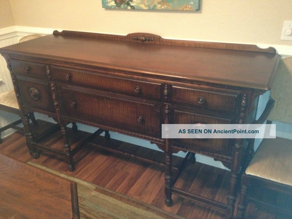 Antique Dining Room Buffet Furniture