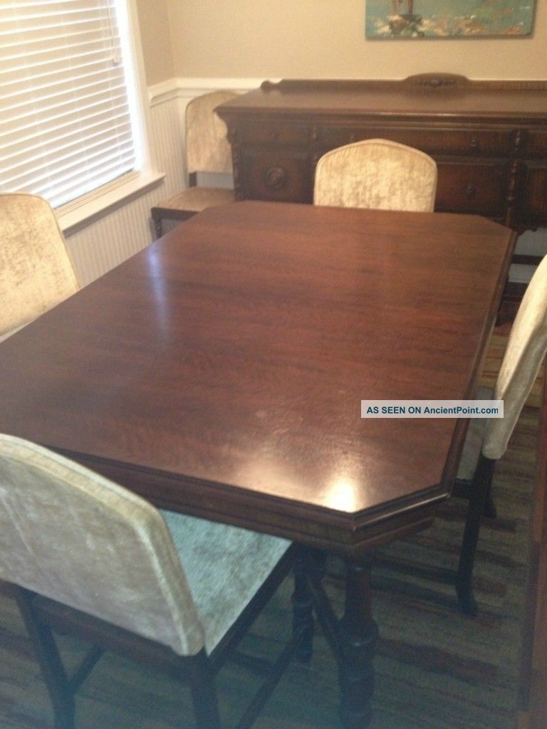 Fabulous Antique Dining Room Table and Hutch 768 x 1024 · 92 kB · jpeg