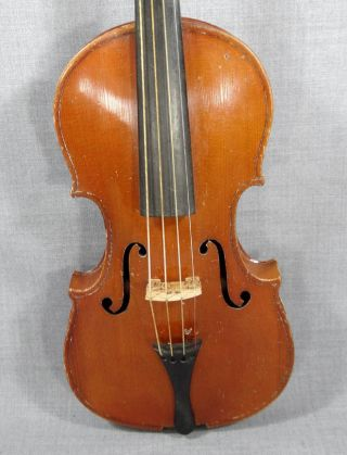 1725 Antonius Stradivarius 4/4 Violin Fiddle Musical Instrument Concert Soloist photo