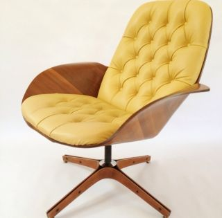 George Mulhauser Plycraft Lounge Chair photo