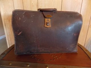Antique Doctor Bag photo